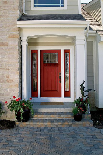 Therma Truu0027s Superior Engineering Results In High Quality Products With  Enduring Beauty. With A Front Door By Therma Tru, Not Only Will You See An  Increase ...